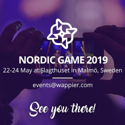 Going to Nordic Game 2019