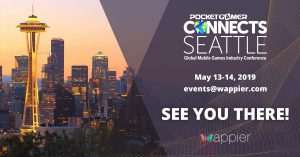 wappier @ Pocket Gamer Connects Seattle 2019